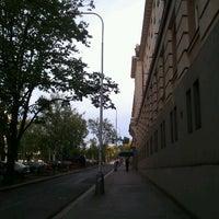Photo taken at Masarykova Kolej by Karel H. on 5/2/2012