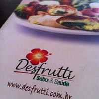 Photo taken at Desfrutti by Tiago d. on 8/17/2012