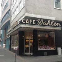 Das Foto wurde bei Café Wahlen von Mark K. am 3/3/2012 aufgenommen