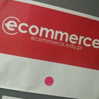 Photo taken at Ecommerce.edu.pl HQ by Pawel L. on 11/18/2011