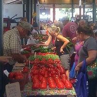 Photo taken at St. Paul Farmers' Market by Bud K. on 9/10/2011