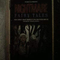Photo taken at NIGHTMARE: Fairy Tales by James C. on 9/29/2011