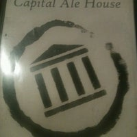 Photo taken at Capital Ale House by Marco R. on 9/10/2012