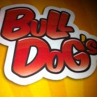 Photo taken at Bulldog's by Carlos Ronan V. on 1/8/2012