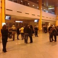 "Photo taken at Cluj-Napoca ""Avram Iancu"" International Airport (CLJ) by daniel r. on 12/10/2011"