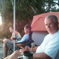 Photo taken at Site 80 St Andrew State Park by Sheila S. on 9/3/2011