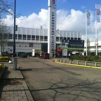 Photo taken at Jaarbeurs by Rayta v. on 4/24/2012