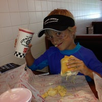 Photo taken at Jimmy John's by Molly W. on 6/16/2012