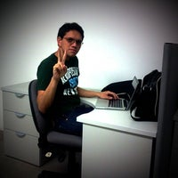 Photo taken at Starke.mx HQ by Jorge S. on 1/18/2012