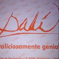 Photo taken at Dalí by George V. on 12/4/2011