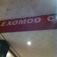 Photo taken at Exomod Coffee by Vic on 8/6/2011