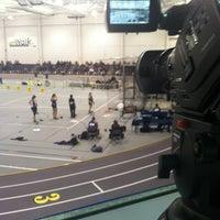 Photo taken at Minnesota State University-Mankato by Anthony M. on 3/9/2012