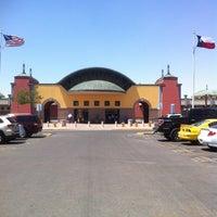 Photo taken at El Paso International Airport (ELP) by gruntz on 6/10/2012