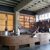 Photo taken at Coava Coffee Brew Bar by Miji K. on 8/21/2012
