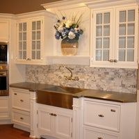 Photo taken at Cabinet Designers by Becki S. on 9/4/2012