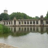 7/29/2012 tarihinde mrschtiefziyaretçi tarafından Rudolph-Wilde-Park'de çekilen fotoğraf