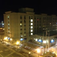 photo taken at hilton garden inn virginia beach town center by george l on 3 - Hilton Garden Inn Virginia Beach Town Center