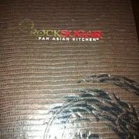 Photo taken at RockSugar Pan Asian Kitchen by Lars F. C. on 8/18/2011