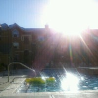 Photo taken at Greenwood Volleyball Pool by Emir S. on 6/22/2012