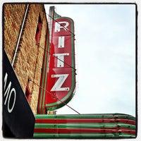 Photo taken at Alamo Drafthouse Cinema – Ritz by John H. on 11/14/2011