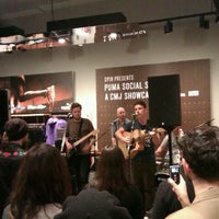 Photo taken at The PUMA Store by John L. on 10/21/2011