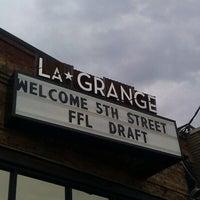 Photo taken at La Grange by Zos on 8/26/2012