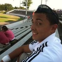 Photo taken at City Stadium by Aubrey T. on 6/23/2012