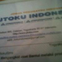 Photo taken at Jtoku Indonesia by Ki D. on 2/22/2012