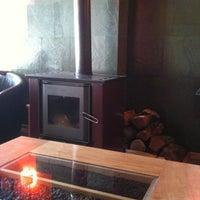 Photo taken at Te quiero Cafe by Patricia C. on 2/29/2012