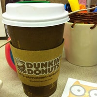 Photo taken at Dunkin Donuts by Melissa B. on 3/5/2011
