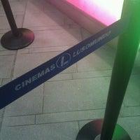 Photo taken at Cinemas NOS Forum Coimbra by João B. on 10/8/2011