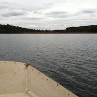 Photo taken at Carr Pond by Jay S. on 10/12/2011