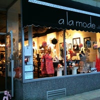 Photo taken at A La Mode Collections by CJ U. on 6/9/2011