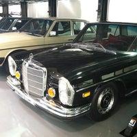 Photo taken at Mercedes Benz Classic Center by Brett G. on 8/17/2011
