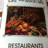 Photo taken at La Carreta by Ernie M. on 1/14/2012