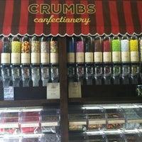 Photo taken at Crumbs Bake Shop by Nakia R. on 5/23/2012