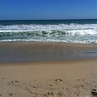 Photo taken at Lantana Beach by Shira T. on 11/4/2011