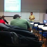Photo taken at Faculdade Senac Florianópolis by Luiz N. on 4/5/2011
