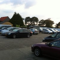Photo taken at Avia Parking Schiphol by Hakan P. on 7/11/2011