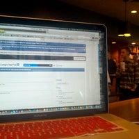 Photo taken at Starbucks by Kim N. on 1/24/2012