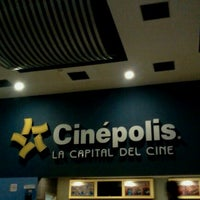 Photo taken at Cinépolis Multicentro by Harry C. on 6/28/2012