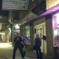 Photo taken at Patterson Bowling Center by Matthew M. on 11/6/2011