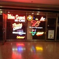 Photo taken at Blue Comet Bar-Lounge by Flavio V. on 2/13/2012