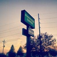 Photo taken at Starbucks by Joshua S. on 9/4/2012