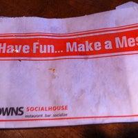 Photo taken at Browns Socialhouse Tsawwassen by Nancy D. on 5/11/2012