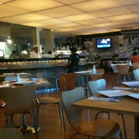 Photo taken at Sensei Sushi Bar by Mauro R. E. on 1/6/2012
