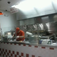 Photo taken at Five Guys by Mike D. on 10/14/2011