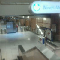 Photo taken at Metro - Michelena by Carlos O. on 6/7/2011