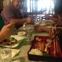 Photo taken at Mizu Japanese & Thai Cuisine by Mackenzie K. on 9/6/2012