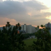 Photo taken at Punggol Central Carpark by Tom L. on 5/31/2012
